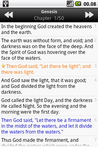 The Holy Bible (NKJV) for Android